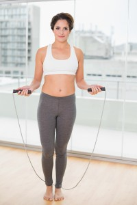 jump roping for runners